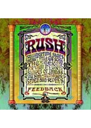 Rush - Feedback (Music CD)