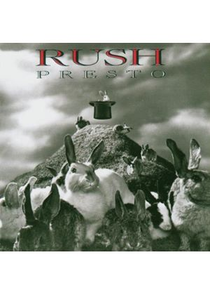 Rush - Presto (Music CD)