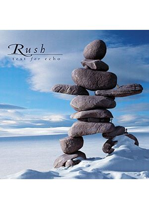 Rush - Test For Echo (Music CD)