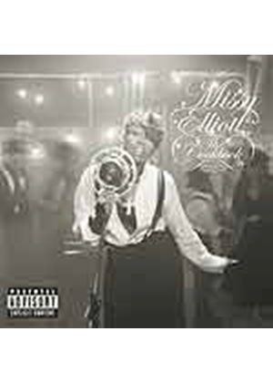 Missy Elliott - The Cookbook (Music CD)