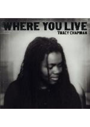 Tracy Chapman - Where You Live (Music CD)