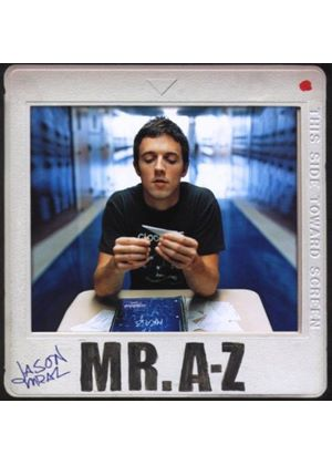 Jason Mraz - Mr. A-Z (Music CD)