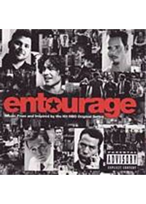 Original Soundtrack - Entourage (Music CD)