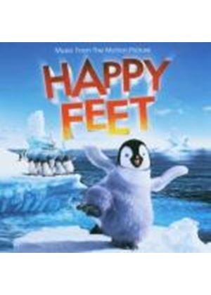 Various Artists - Happy Feet Soundtrack (Music CD)