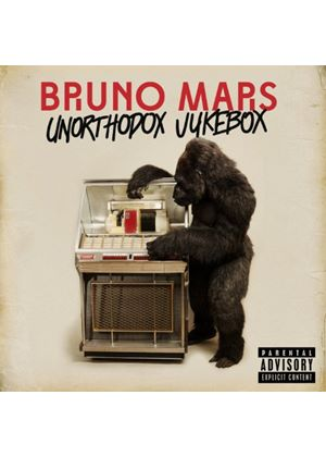 Bruno Mars - Unorthodox Jukebox (Explicit Lyrics) (Music CD)