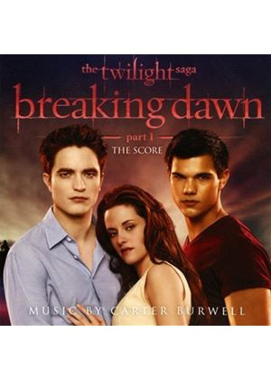 Twilight Saga: Breaking Dawn, Pt. 1 [Score] [Original Motion Picture Soundtrack] (Music CD)