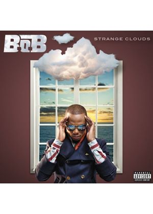 B.O.B - Strange Clouds (Music CD)