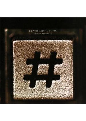 Death Cab For Cutie - Codes And Keys (Music CD)