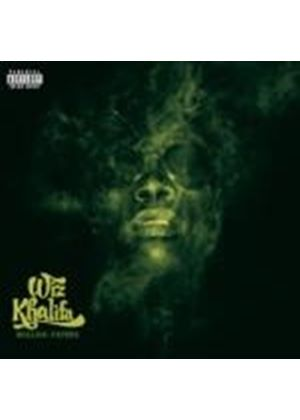 Wiz Khalifa - Rolling Papers (Music CD)