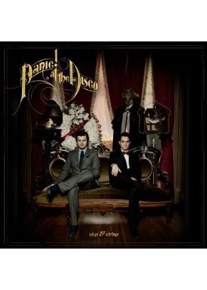 Panic At The Disco - Vices And Virtues (Music CD)