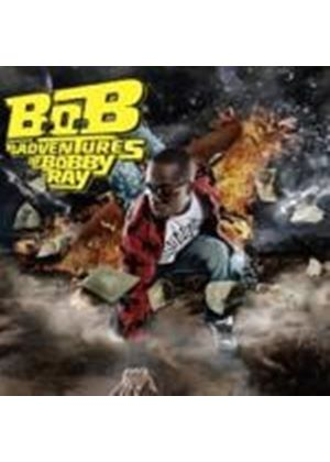 B.O.B - B.O.B Presents: The Adventures of Bobby Ray (Music CD)