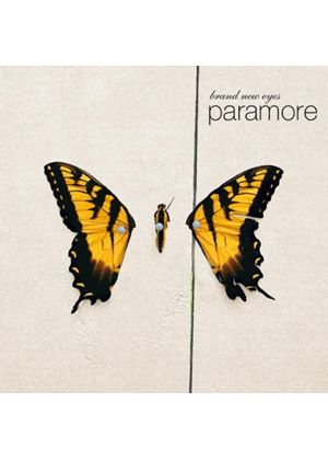 Paramore - Brand New Eyes (Music CD)
