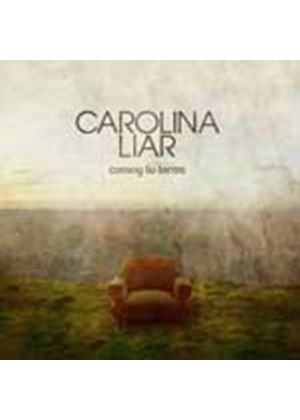 Carolina Liar - Coming To Terms (Music CD)