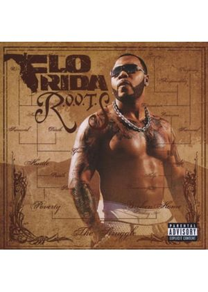 Flo Rida - ROOTS (R.O.O.T.S - Routes Of Overcoming The Struggle) (Music CD)