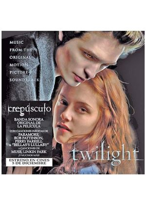 Original Soundtrack - Twilight (Music CD)