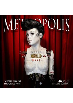 Janelle Monae - Metropolis (The Chase Suite) (Music CD)