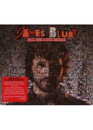 James Blunt - All The Lost Souls [CD + DVD] (Music CD)