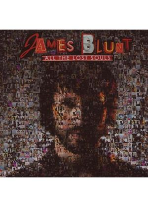 James Blunt - All The Lost Souls (Music CD)