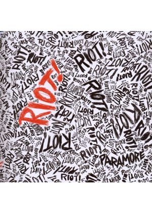 Paramore - Riot (Music CD)