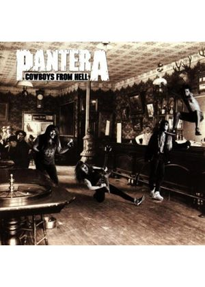 Pantera - Cowboys From Hell (Music CD)