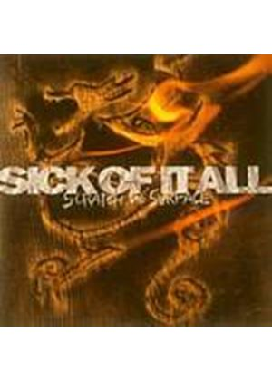Sick Of It All - Scratch The Surface (Music CD)