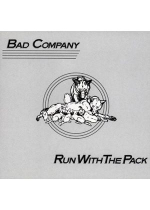 Bad Company - Run With The Pack (Music CD)
