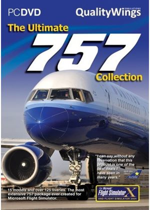 QualityWings Ultimate 757 Collection (PC)