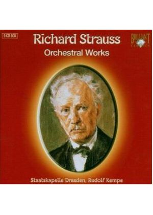 Strauss - Orchestral Works