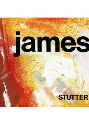 James - Stutter (Music CD)