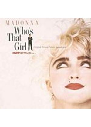 Original Soundtrack - Whos That Girl OST/Madonna (Music CD)