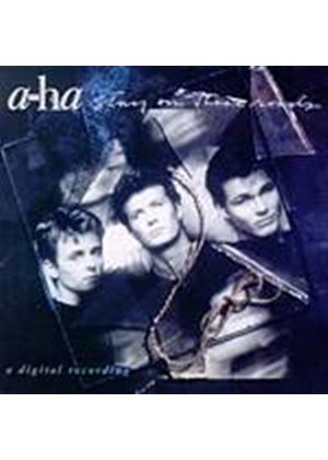 A-ha - Stay On These Roads (Music CD)