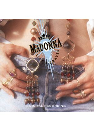 Madonna - Like A Prayer (Music CD)