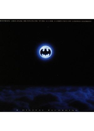Original Soundtrack - Batman (Elfman) (Music CD)