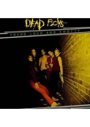 The Dead Boys - Young Loud And Snotty (Music CD)