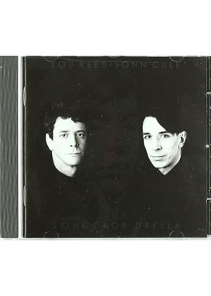 Lou Reed And John Cale - Songs For Drella (Music CD)