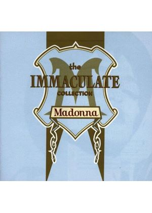 Madonna - The Immaculate Collection ( Greatest Hits Vol.1) (Music CD)