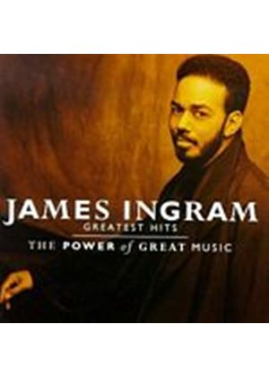 James Ingram - The Power Of Great Music (Music CD)