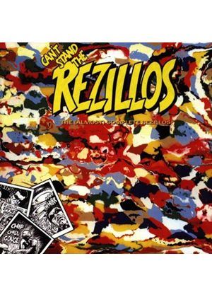 Rezillos - Cant Stand The Rezillos (Music CD)
