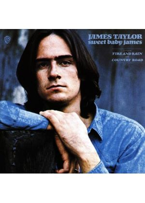 James Taylor - Sweet Baby James (Music CD)