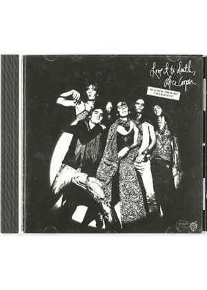 Alice Cooper - Love It to Death (Music CD)