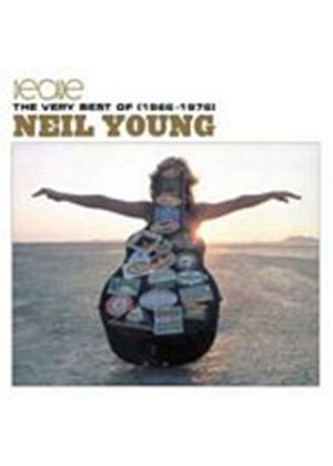 Neil Young - Decade (Best Of 1966/1976)(Music CD)