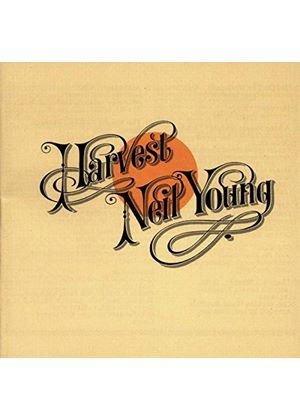 Neil Young - Harvest  (Music CD)