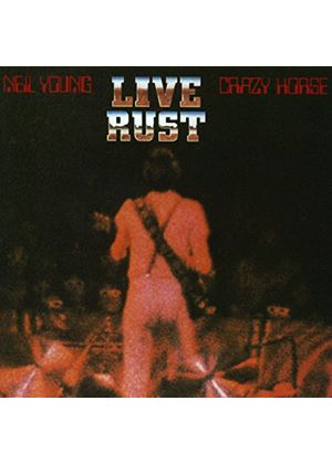 Neil Young - Live Rust (Music CD)