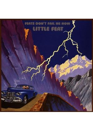 Little Feat - Feats Dont Fail Me Now (Music CD)