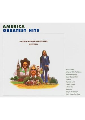 America - History - Americas Greatest Hits (Music CD)