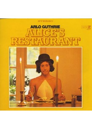 Arlo Guthrie - Alices Restaurant (Music CD)
