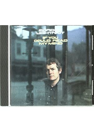 Gordon Lightfoot - If You Could Read My Mind (Music CD)