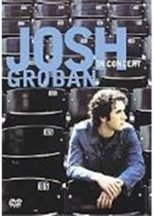 Josh Groban: In Concert (Music 2DVD + Bonus CD)