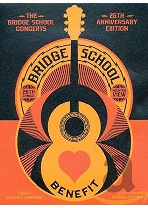 The Bridge School Concerts 25th Anniversary Edition [DVD]