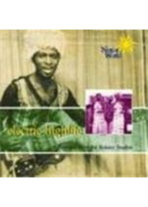 Various Artists - Ghana - Electric Highlife (Sessions From The Bokoor Studios)